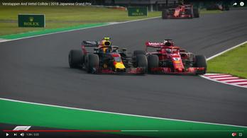 Verstappen egy másik valóságban járt a Japán GP-n