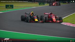 Verstappen másik valóságban járt a Japán GP-n