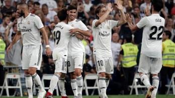 A Real és a Barca szinte fagyasztja a keretét