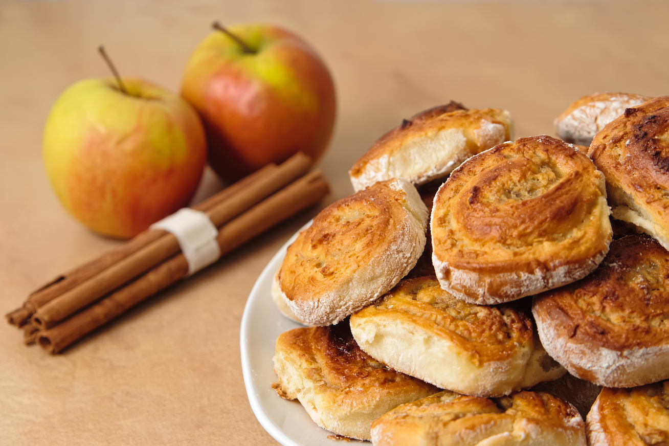 Pihe-puha, almás-fahéjas csiga: ezekre ügyelj a kelt tészta készítésekor