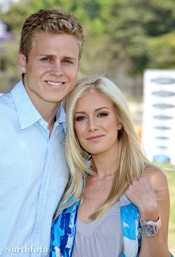 Heidi Montag és férje, Spencer Pratt