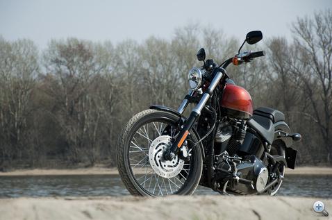 Jelenleg ez az egyik legszebb Harley