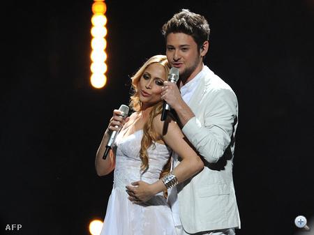 "19. Azerbajdzsán: Ell and Nikki - ""Running Scared"""