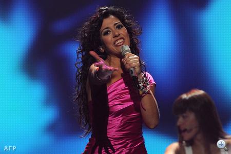 22. Spanyolország: Lucia Perez - Que me quiten lo bailao