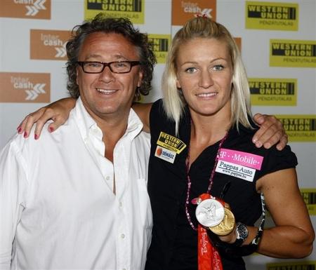 Csonka Gábor és Janics Natasa