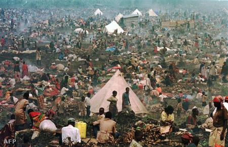 Ruanda, 1994