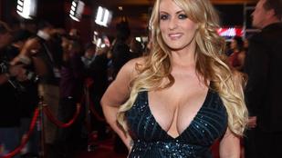 Halloweenkor beöltözhet a pornósnak, aki szerint Trump pénisze olyan, mint egy gomba