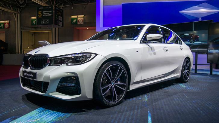 A BMW már tényleg nagyon elmercisedett, hatalmas az új 3-as