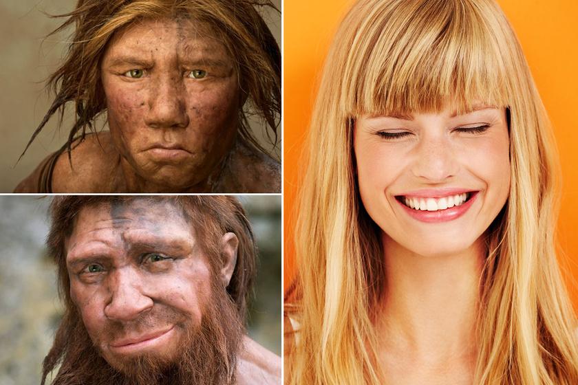 12 külső tulajdonság, amit a Neander-völgyi ősöktől örökölhettél: az orrodat és a fejformádat is figyeld meg
