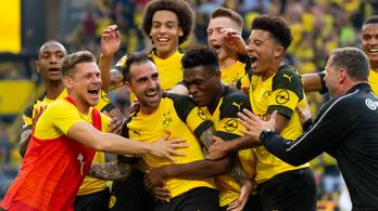 A Barca kitette, 81 perc alatt 6 gólnál jár a BVB-ben