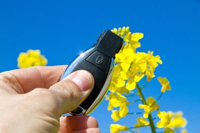 elektormos auto kulcs 2