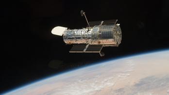 Áll a Hubble