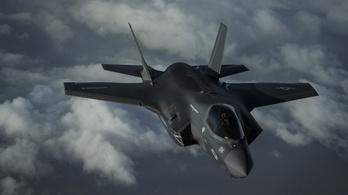 Egy F-35-ös volt a szeme a rakétás osztagnak