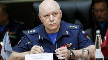 Rosszul lett a GRU főnöke, miután beszélt Putyinnal