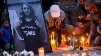 Őrizetbe vettek egy személyt a bolgár újságírónő meggyilkolása miatt