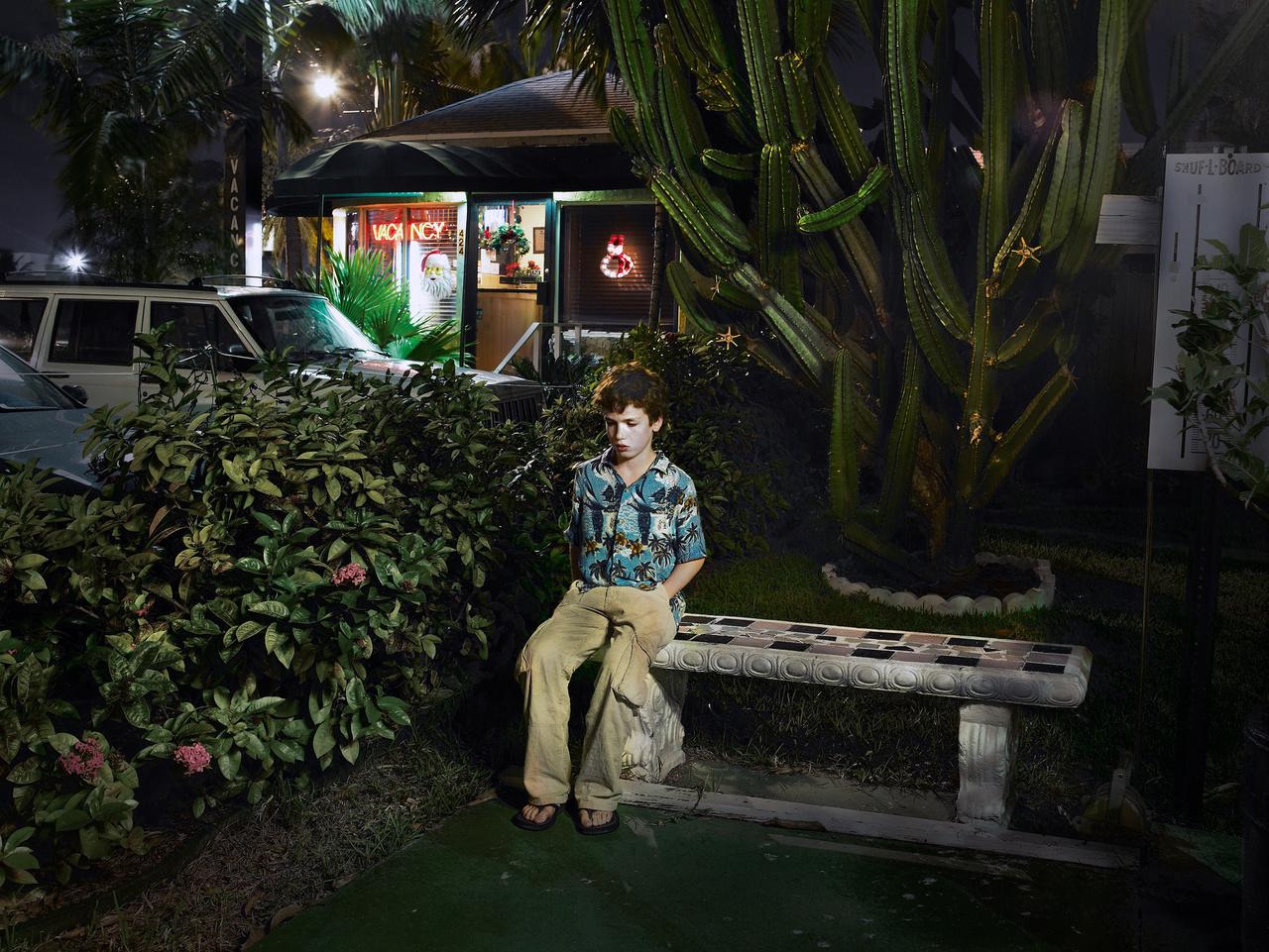 North Miami Boy / American Idler / 2009