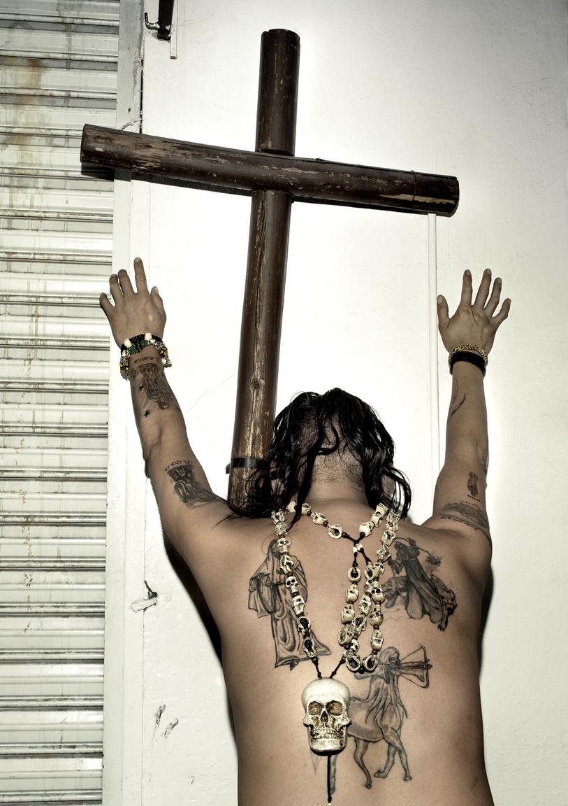A Szent halál híve, Mexico City, Mexico / New Routes of Faith / 2017(Nagyképünk itt)