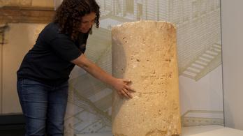 Előkerült a legrégebbi Jeruzsálem-felirat