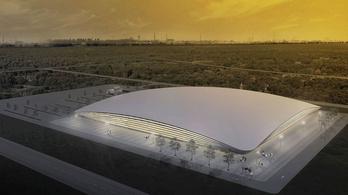26 milliárdból épül sportcsarnok Székesfehérváron