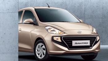 Santro: az autógyártás legszélesebb vigyora?