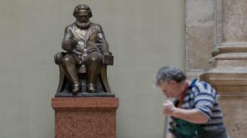 Marx-emlékkonferenciát halaszt el az MTA