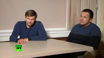 Putyin kitüntette a Szkripal-ügy második gyanúsítottját is