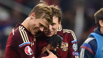 Kormányhivatalnokot is összevert a két orosz válogatott futballista