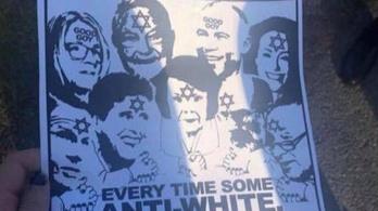 Sorosozós, náci röplapokat szórtak szét négy amerikai egyetemen