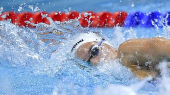 Késely Ajna aranyérmes az ifjúsági olimpián