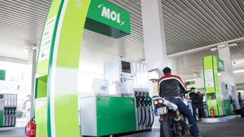 A Mol beváltotta ígéretét: 435 forinton a gázolaj