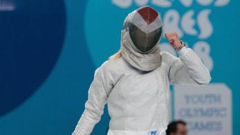 A kardozó Pusztai Liza aranyérmet nyert, megőrültek érte Buenos Airesben