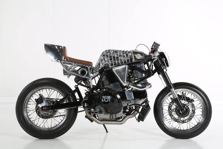 Street Performance második hely, Zen Motorcycles, 'Ducati 900 Turbo', Franciaország