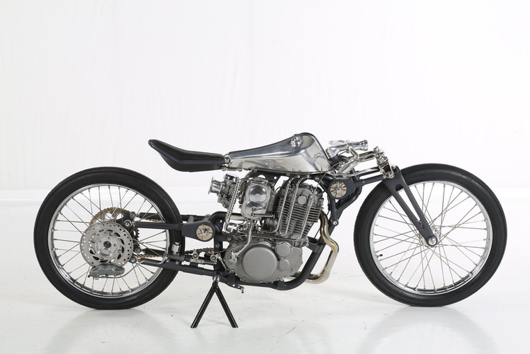 Az idei motorépítő világbajnokság győztese a történelem folyamán először egy orosz műhely lett, a Zillers Garage