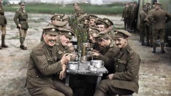 Úgy láthatjuk az első világháborút, ahogy még soha