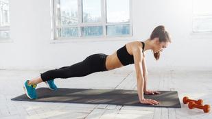 Párperces edzéssel szuper eredmények - ezt tudja a tabata módszer
