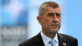 Szegényebb lett a cseh miniszterelnök