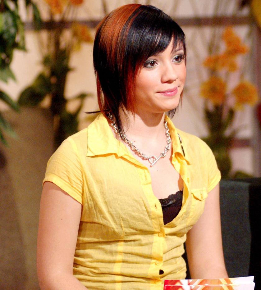 Csifó Dorina 2003 és 2008 között szerepelt a Barátok köztben.