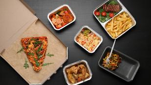 Ételek, amiktől nem kell félni, ha a netről rendeled