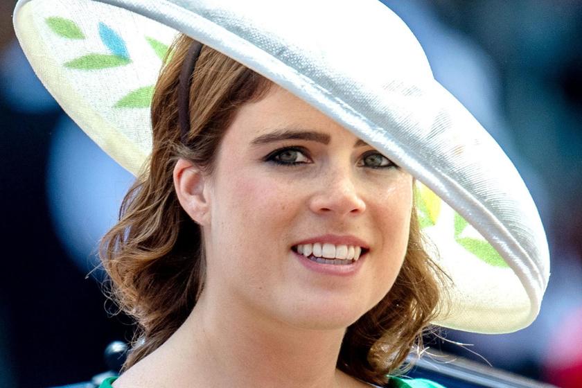 Eugénia hercegnő rengeteget fogyott az esküvőjére - Nádszálkarcsú a friss fotóján