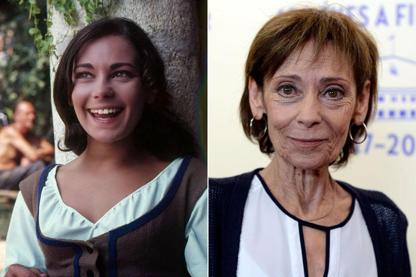 Cecey Éva, vagyis Vicuska szerepében a 72 éves Venczel Vera ragyogott, aki Jászai Mari-díjas, Érdemes és Kiváló Művész, a Halhatatlanok Társulatának örökös tagja.