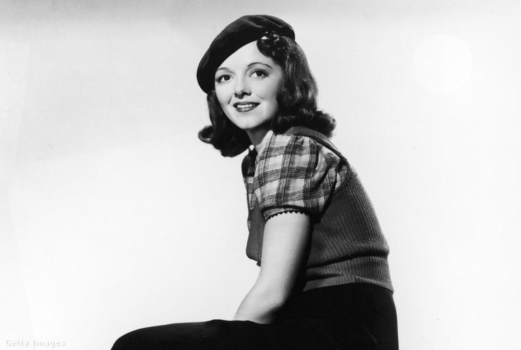 Janet Gaynor, az 1937-es Csillag születik főszereplője.