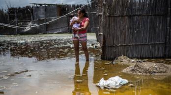 Mindenki fedezékbe, már itt az El Nino a kanyarban!