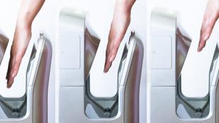 Kézszárítót használsz? Jobban jársz, ha meg se mosod a kezed