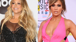 Jennifer Lopez megint a legdögösebbek között volt, most az AMA-gálán
