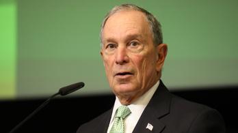Michael Bloomberg megint csatlakozott a Demokrata Párthoz