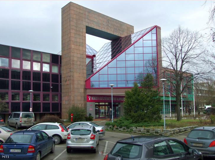 A Nemzeti Egészségbiztosítási Alapkezelő épülete
