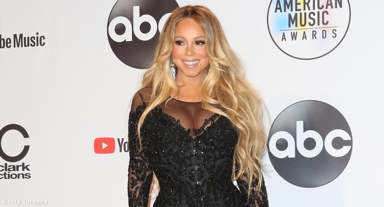6. Mariah Carey