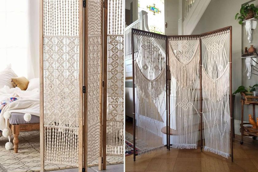 Térelválasztók saját kezűleg: otthon is könnyen elkészíthetőek, és stílusossá teszik a nappalit