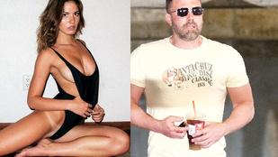 Ben Affleck és a 22 éves Playboy-modell lány kapcsolata sose volt valami komoly