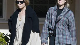 Ritka együttállás: íme két Olsen lány, de nem úgy, ahogy megszokta őket
